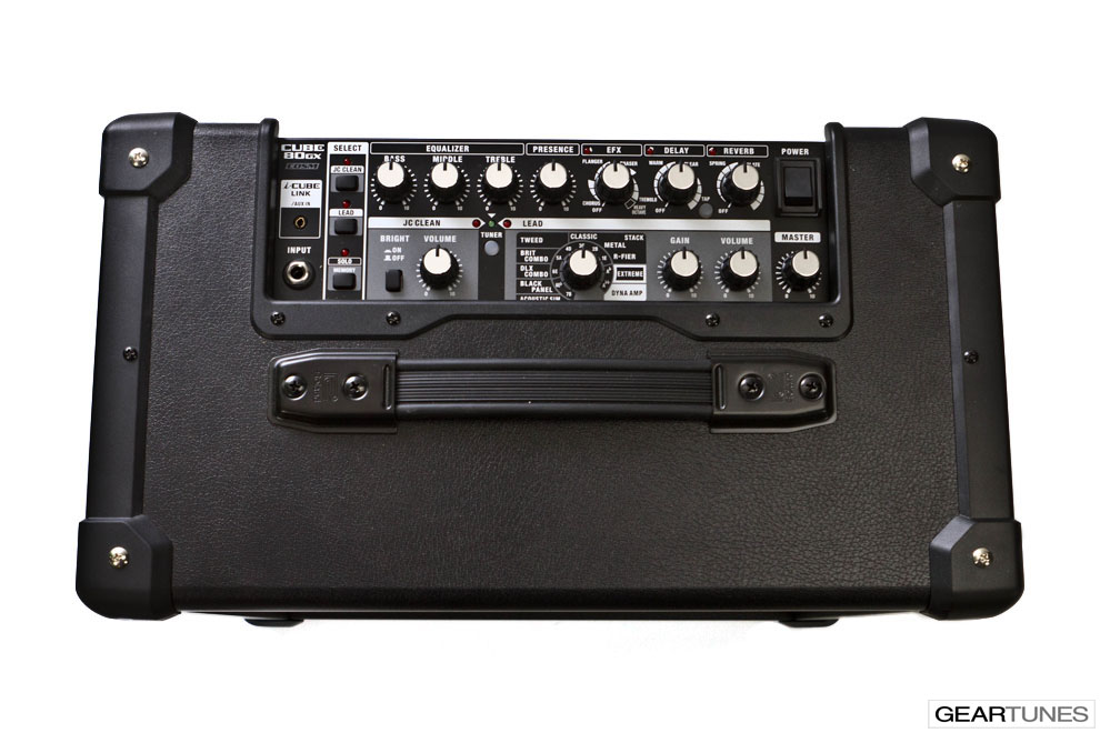 Combos Roland CUBE-80GX 6
