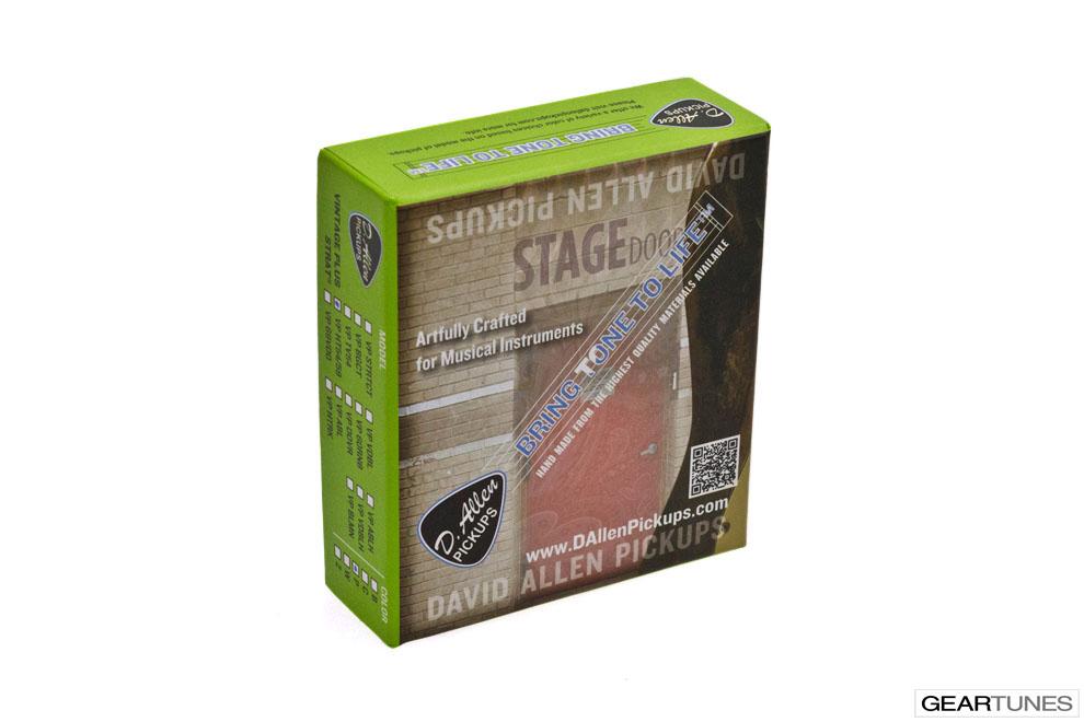 Electric Guitar Pickups David Allen Pickups Hot 54/59 2