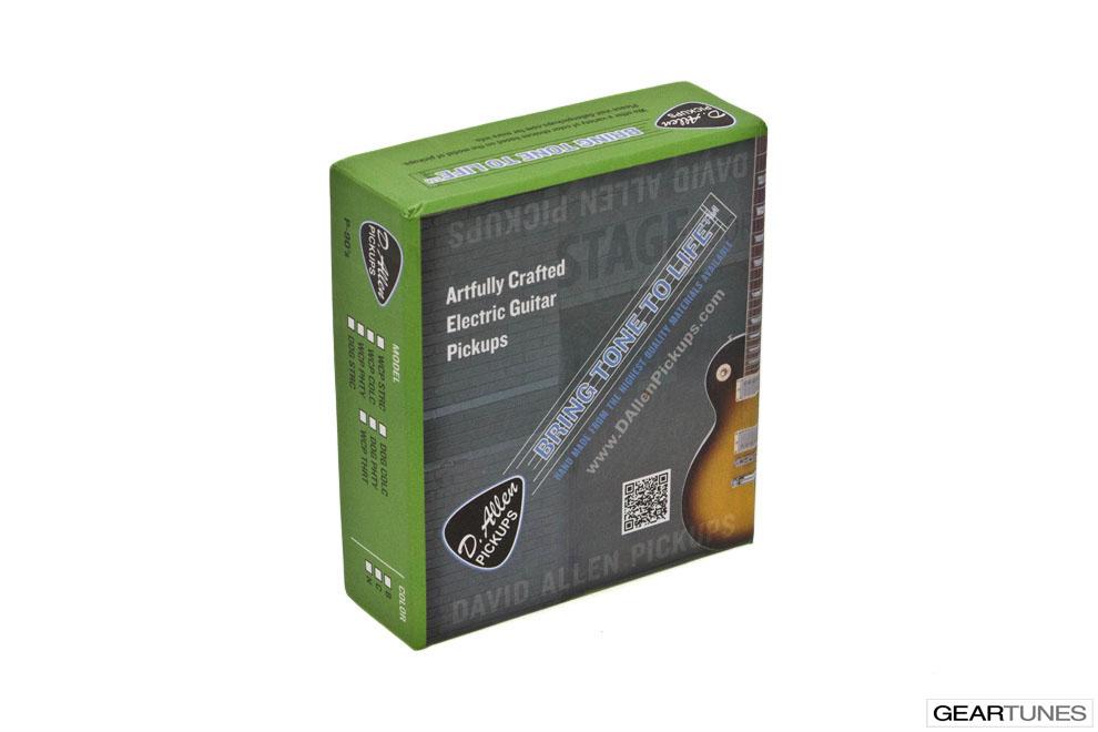 Electric Guitar Pickups David Allen Pickups Buck 90 2