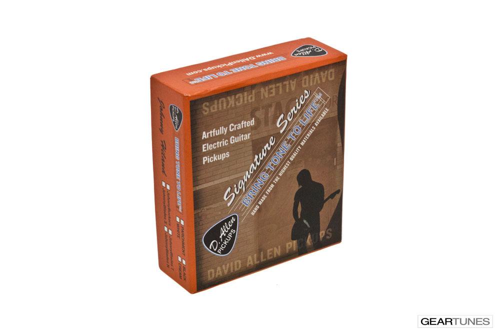Accessories David Allen Pickups Colt '51 Tele Set 2