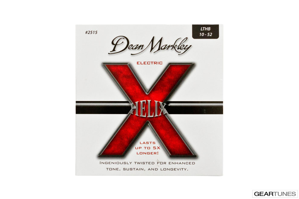 Mean Darkley Dean Markley Helix HD, Light Top Heavy Bottom 10-52 (8 pack)