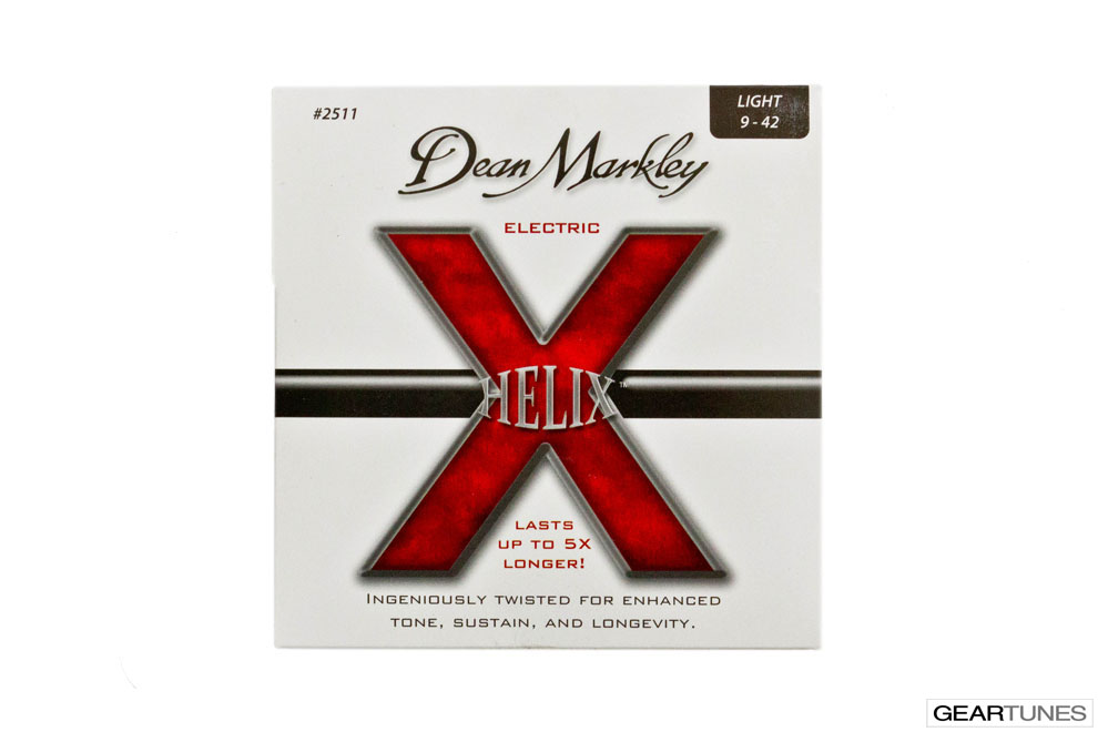 Accessories Dean Markley Helix Electric Light 9-42