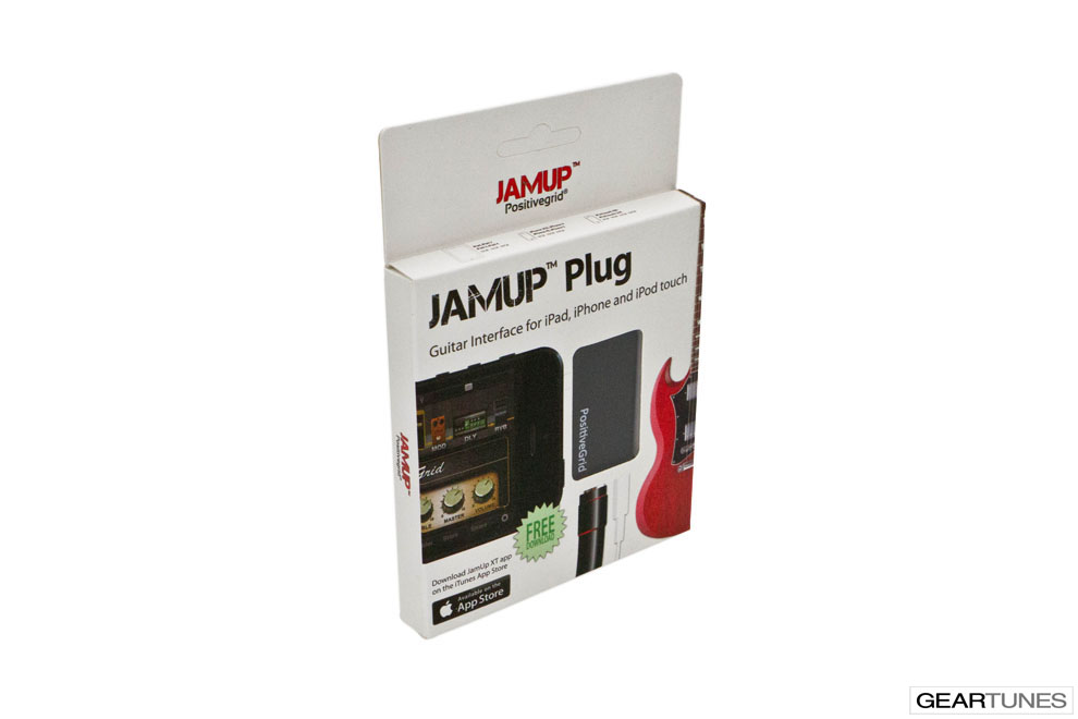 iOS/Mobile Positive Grid JamUp Plug