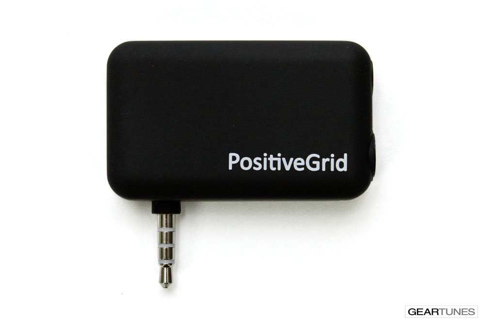 iOS/Mobile Positive Grid JamUp Plug 5