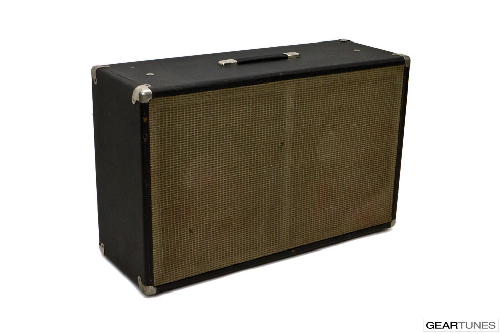 2x12 Closed Back Fender Bassman Amp 13