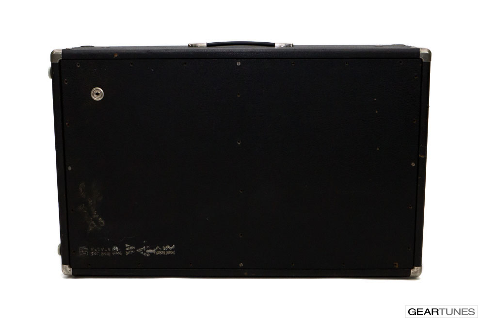 2x12 Closed Back Fender Bassman Amp 15