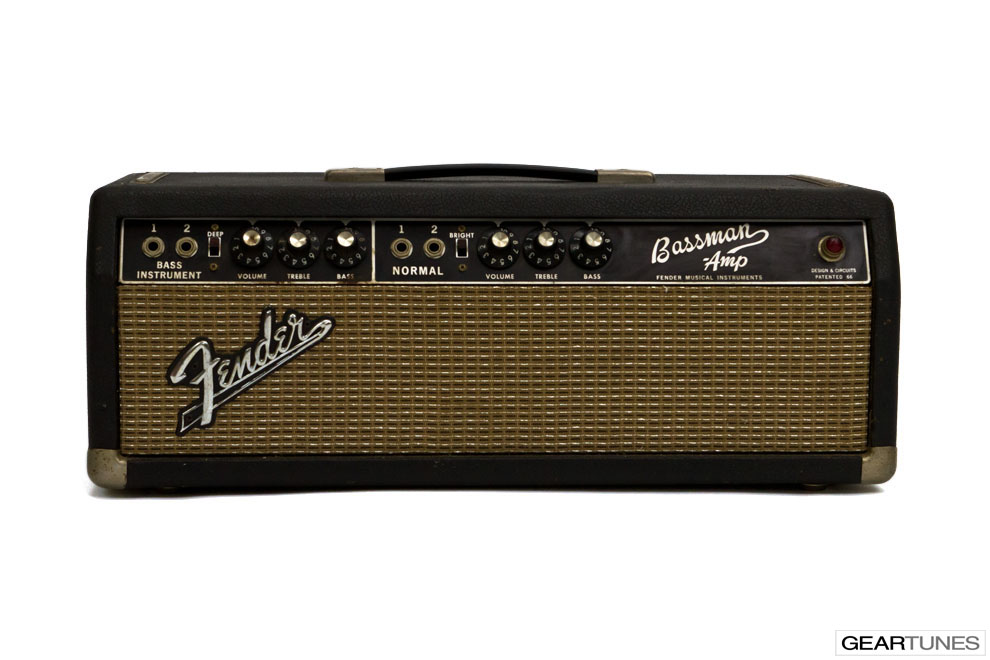 Stacks Fender Bassman Amp 9