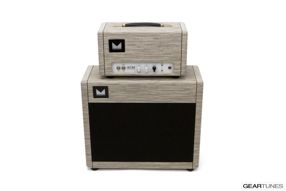 1x12 Open Back Morgan Amplification AC20 Deluxe