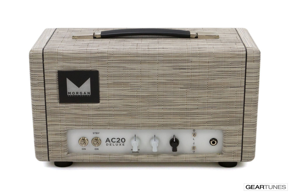 1x12 Open Back Morgan Amplification AC20 Deluxe 6