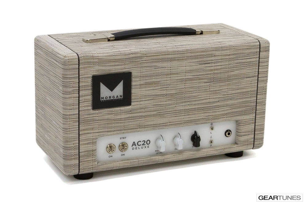 1x12 Open Back Morgan Amplification AC20 Deluxe 8
