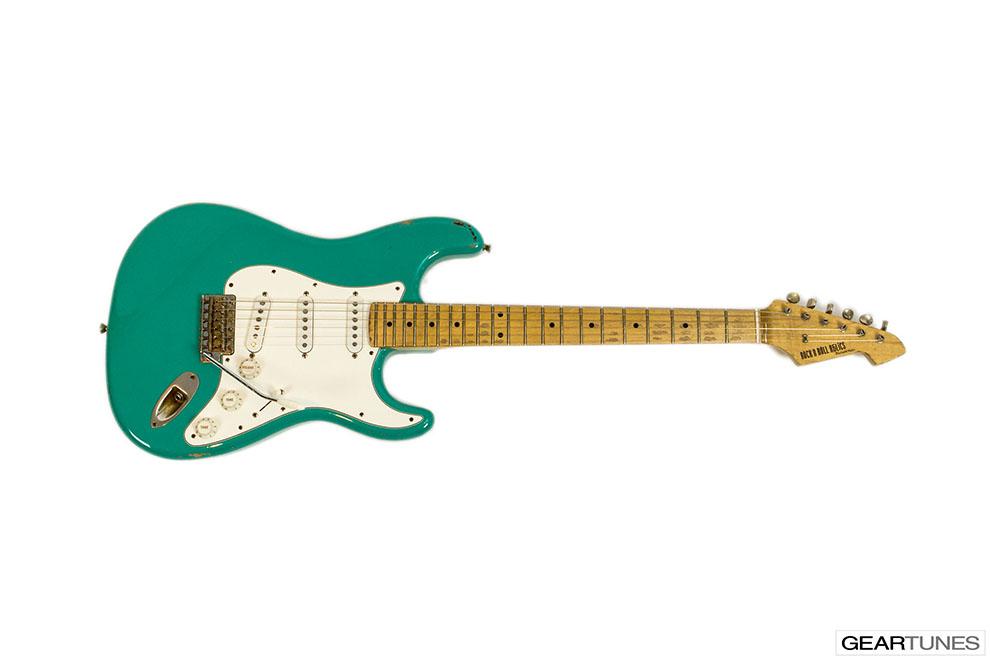 Guitars Rock N Roll Relics Blackmore Model - Sea Foam Green