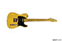 Rock N Roll Relics Richards Model - Butterscotch