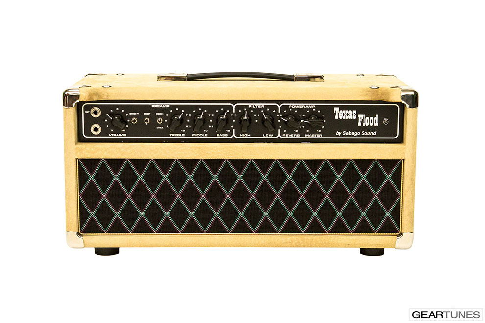 Amps Sebago Sound Texas Flood (TF100) 4