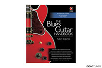 Hal Leonard The Blues Guitar Handbook
