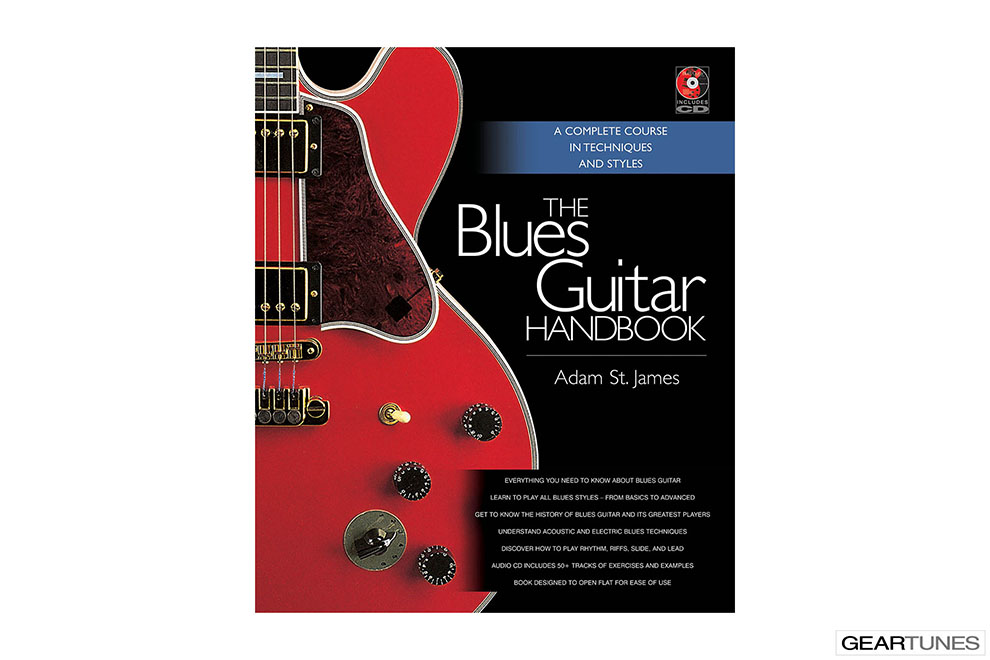 Educational Books, Downloads, CDs, DVDs, and Subscriptions Hal Leonard The Blues Guitar Handbook