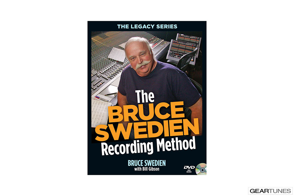 Treasure Chest Hal Leonard The Bruce Swedien Recording Method