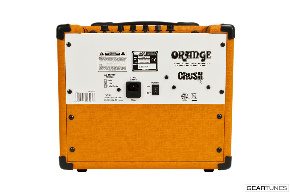 "Combos Orange Crush PiX CR20L 1x8"" Combo 4"