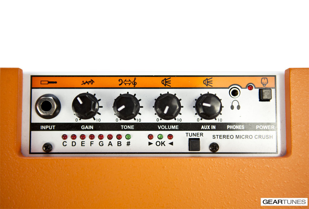 "Combos Orange Crush PiX CR6S 2x4"" Combo 5"