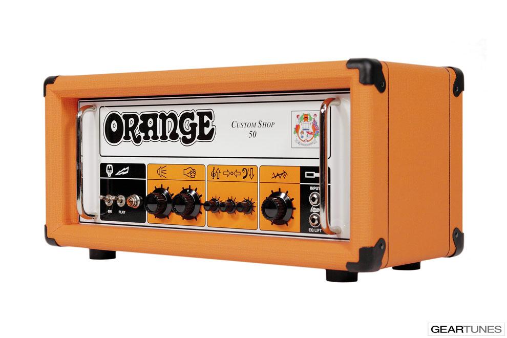 Heads Orange Custom Shop 50 2