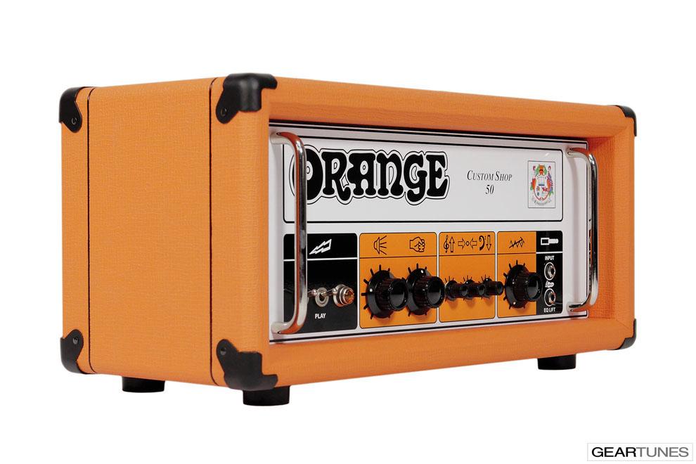 Heads Orange Custom Shop 50 3