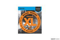 D'Addario EXL110BT Nickel Wound, Balanced Tension Regular Light, 10-46