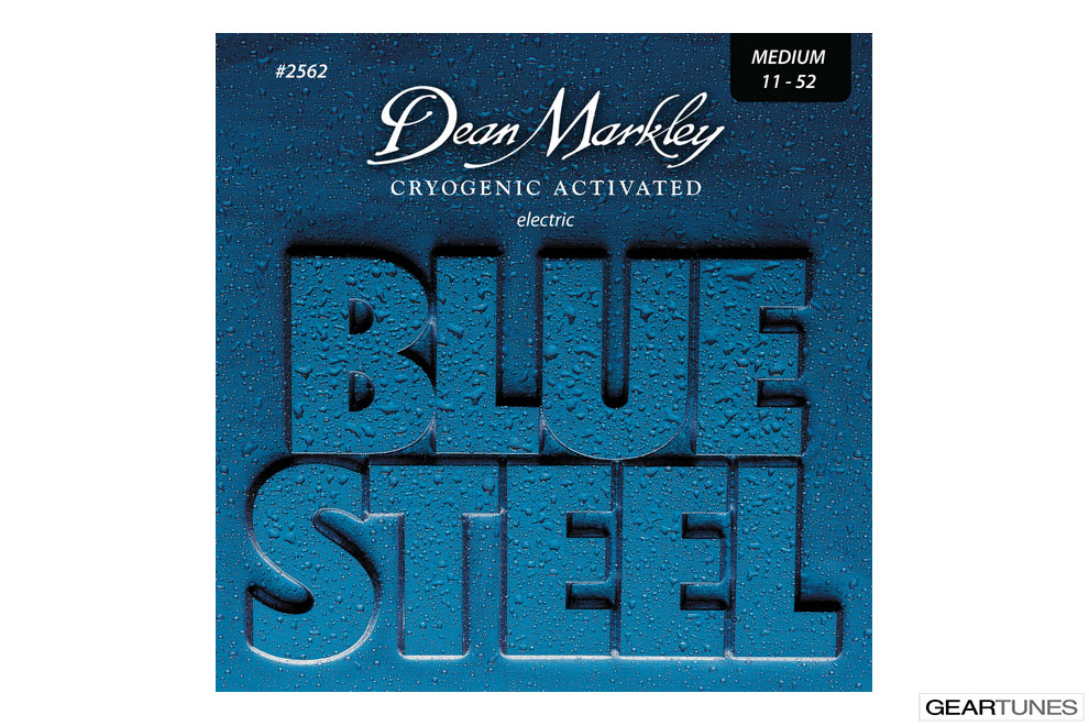Electric Guitar Strings Dean Markley Blue Steel Electric 11-52