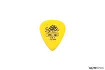 Dunlop Manufacturing Tortex .73mm Yellow