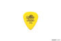 Picks Dunlop Manufacturing Tortex .73mm Yellow
