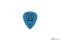 Dunlop Manufacturing Tortex TIII 1mm Blue