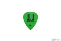Dunlop Manufacturing Tortex TIII .88mm Green
