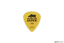 Dunlop Manufacturing Ultex Sharp .73mm Gold
