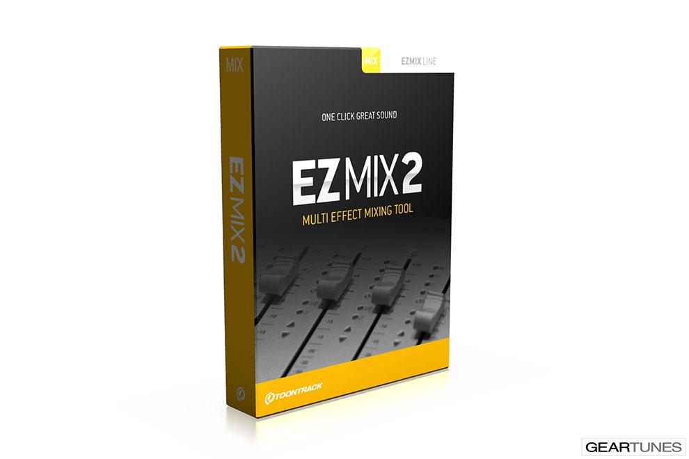 Recording Toontrack EZmix 2