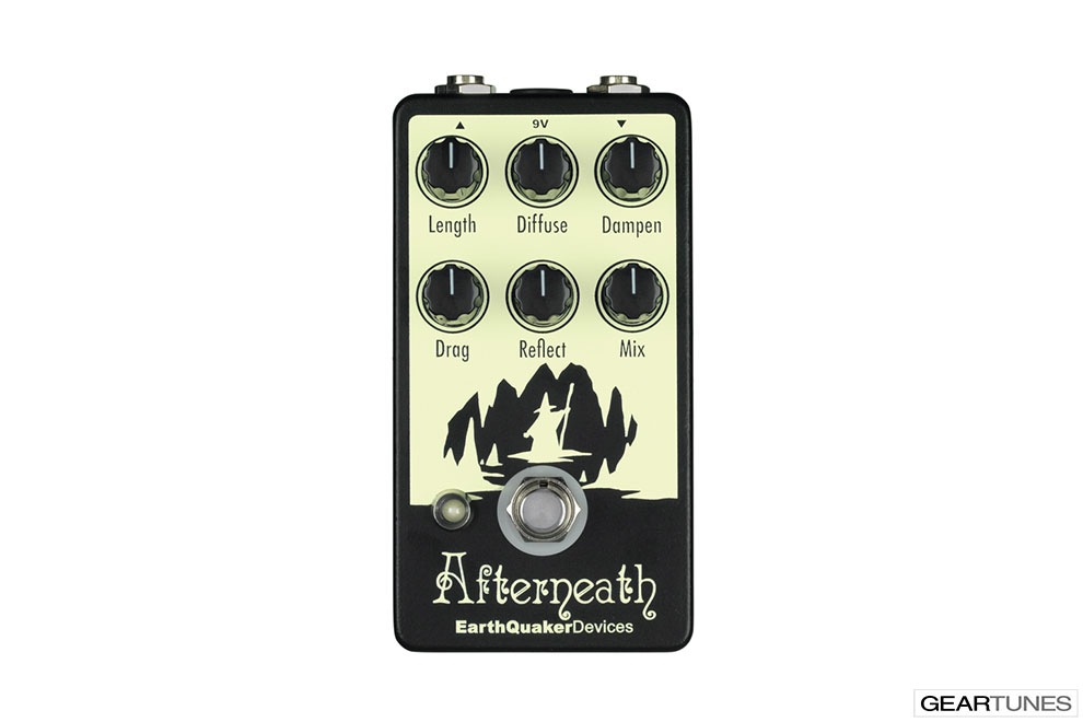 Reverb EarthQuaker Devices Afterneath