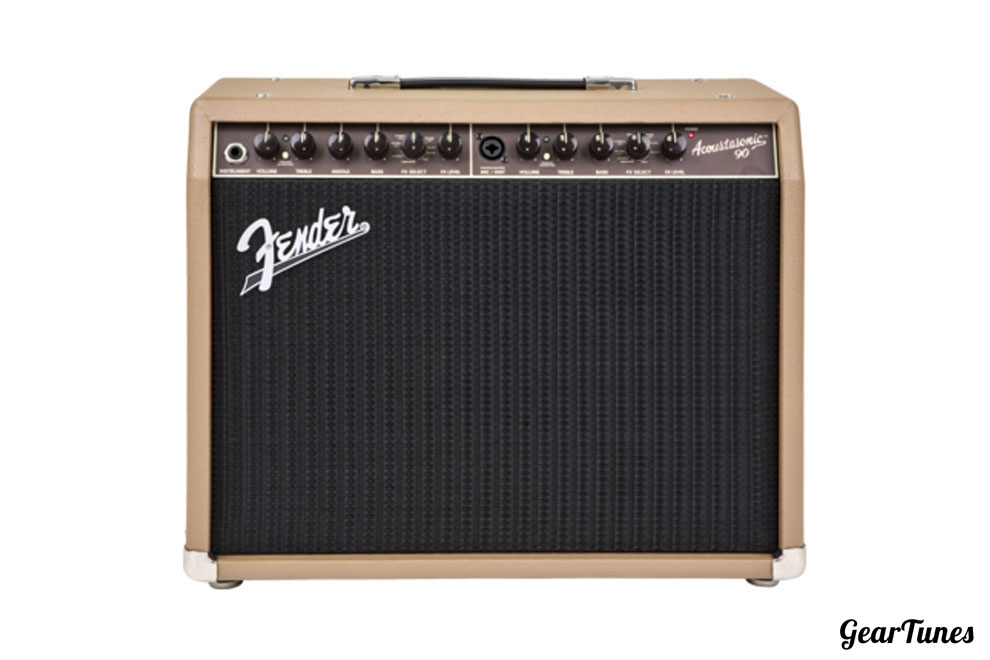 Acoustic Amps Fender Acoustasonic 90