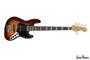 5 String Fender American Deluxe Jazz Bass V 2