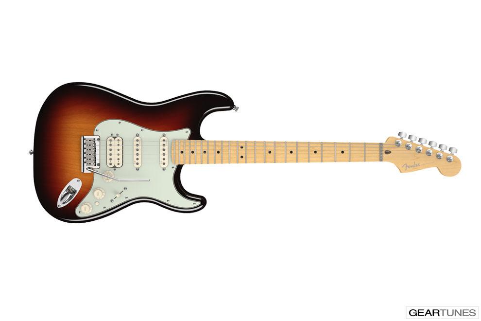 Guitars Fender American Deluxe Stratocaster HSS 6