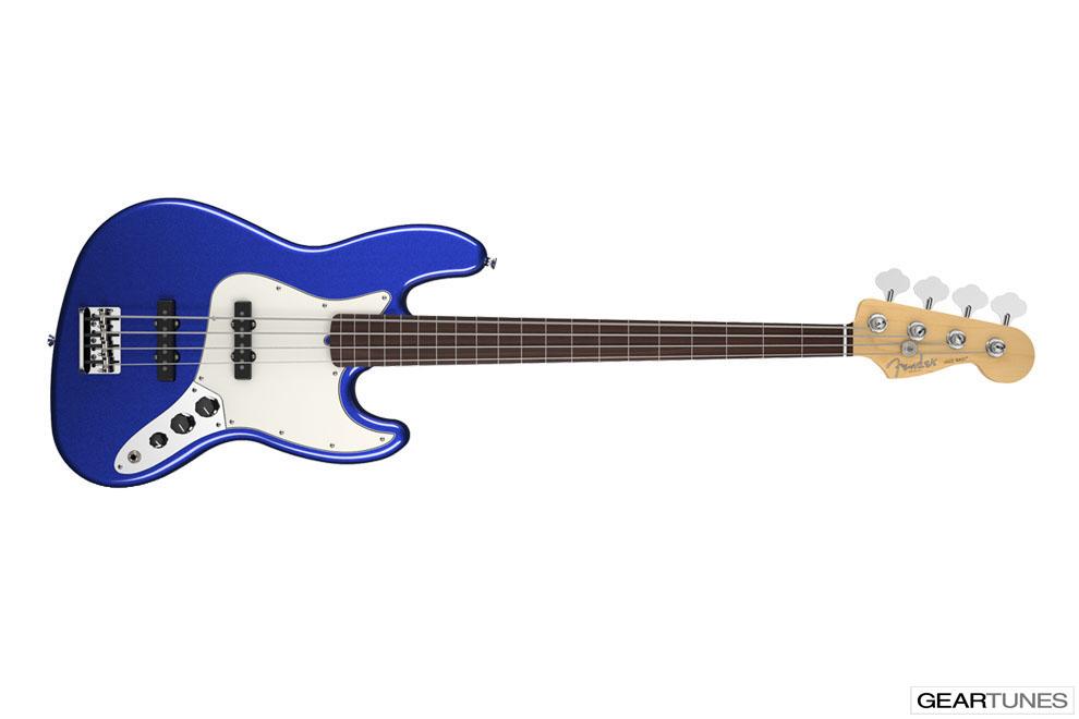 Bass Fender American Standard Jazz Bass Fretless 4