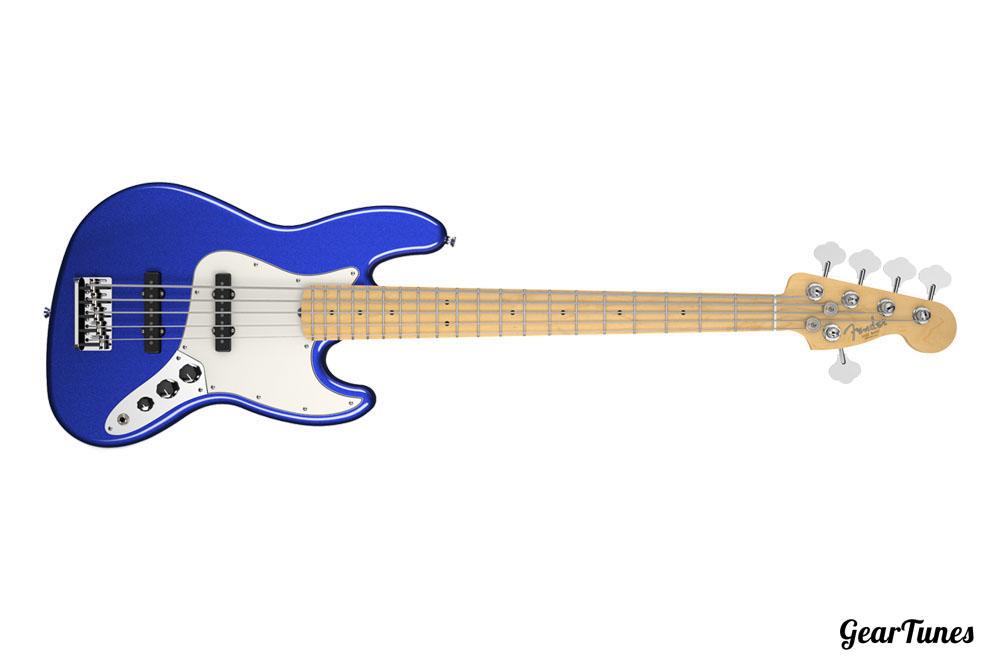 5 String Fender American Standard Jazz Bass V 5