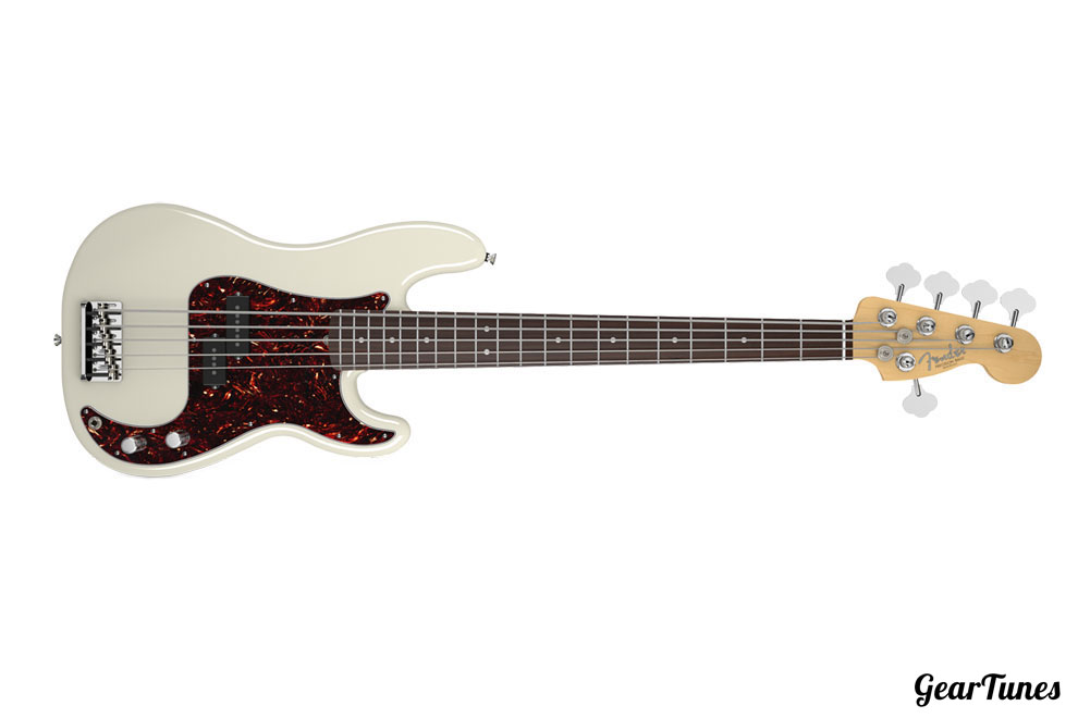 5 String Fender American Standard Precision Bass V 2