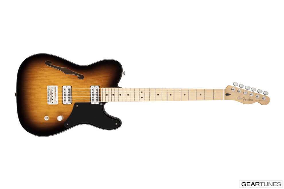Hollow and Semi-Hollow Fender Cabronita Telecaster Thinline 2