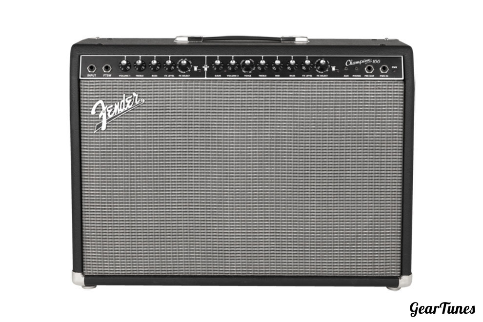 Solid State Amps Fender Champion 100