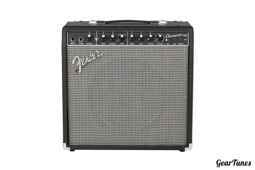 Solid State Amps Fender Champion 40