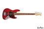 5 String Fender Deluxe Active Jazz Bass V (Five String) 2
