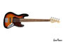5 String Fender Deluxe Active Jazz Bass V (Five String) 3
