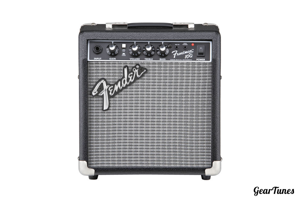 Solid State Amps Fender Frontman 10G