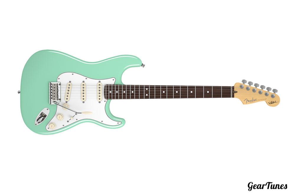 Artist Signature Fender Jeff Beck Stratocaster