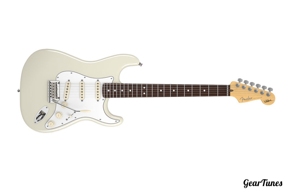 Artist Signature Fender Jeff Beck Stratocaster 2