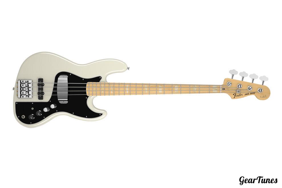 Bass Fender Marcus Miller Jazz Bass 2