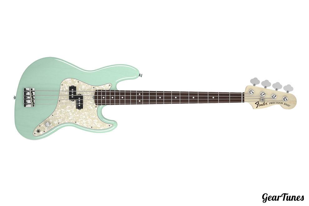 Bass Fender Mark Hoppus Jazz Bass 2