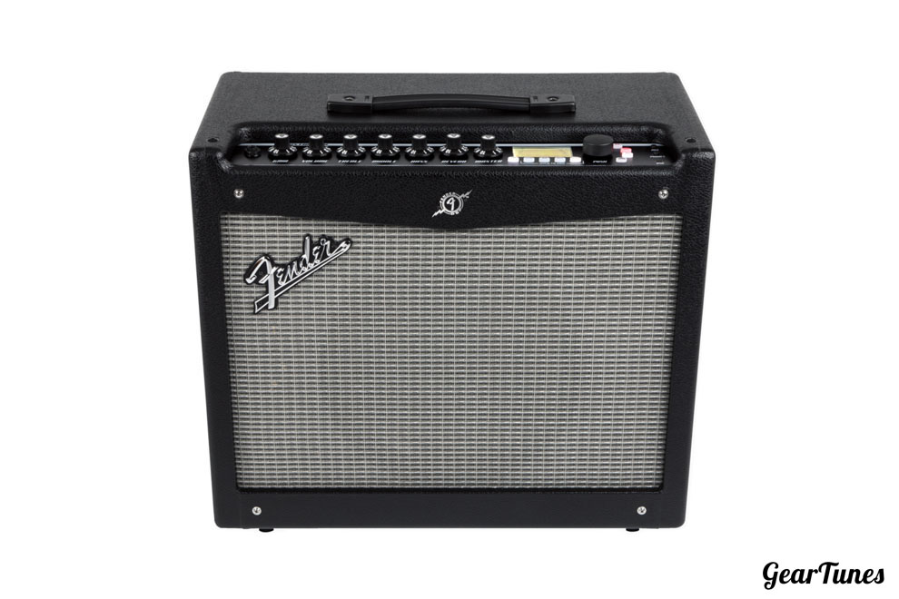 Solid State Amps Fender Mustang III (V.2) 2